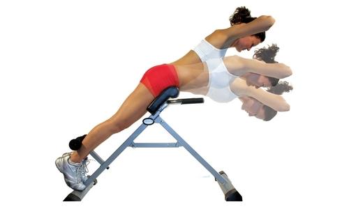 Гиперэкстензия при грыже поясничного отдела позвоночника: показания, эффект, обратная гиперэкстензия, комплекс упражнений, отзывы